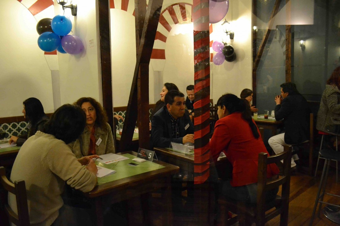 Speed dating chile 2013