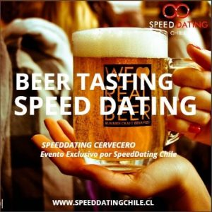 Beer Tasting & SpeedDating (33-45 años) – 06/Jul