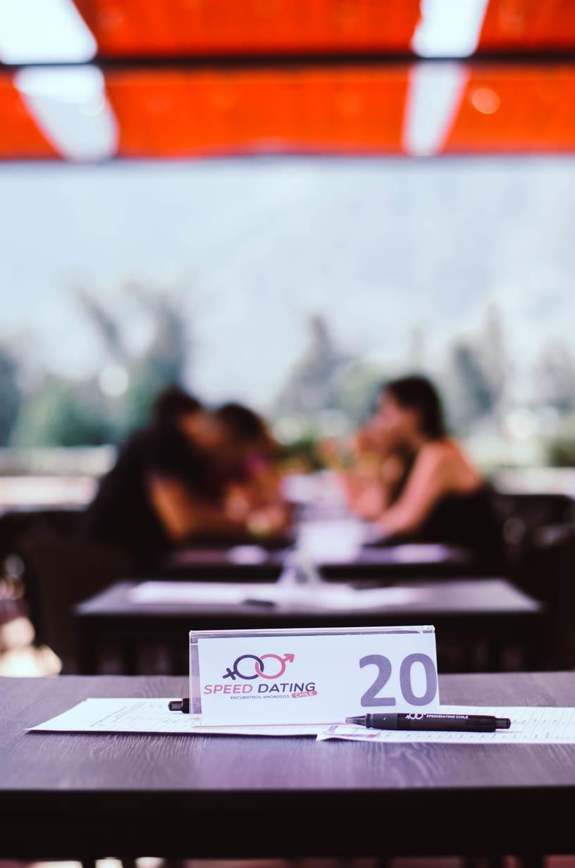 Speed Dating BordeRío, Haz Match