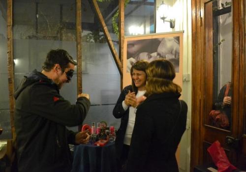 Speed Dating Barrio Italia  28 – Julio (30 a 45 años)