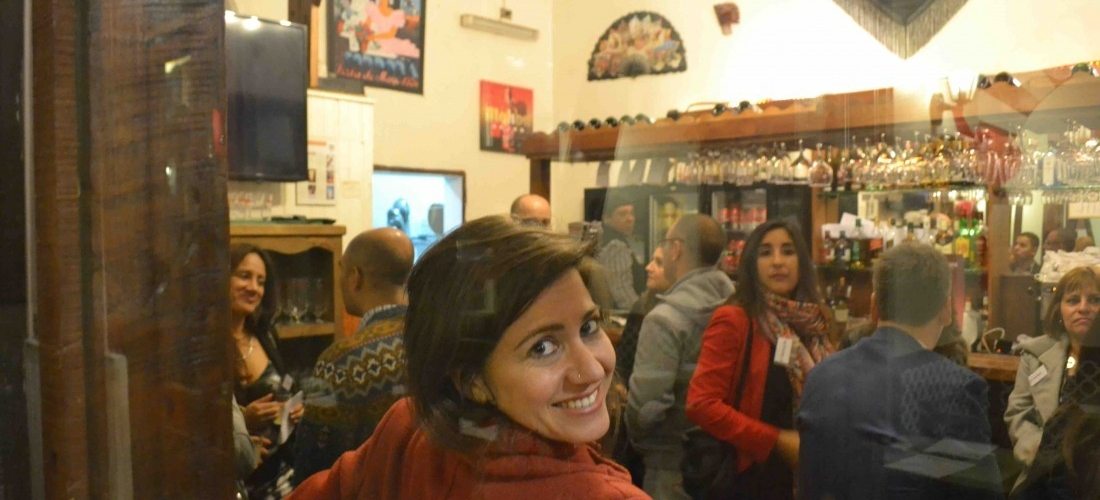 Speed Dating Barrio Italia  11 – Agosto (28 a 45 años)
