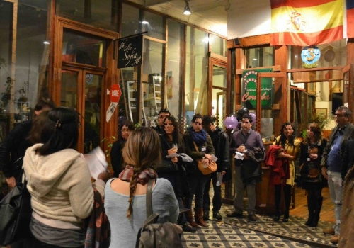 Speed Dating Barrio Italia  05 – Mayo (30 a 45 años)