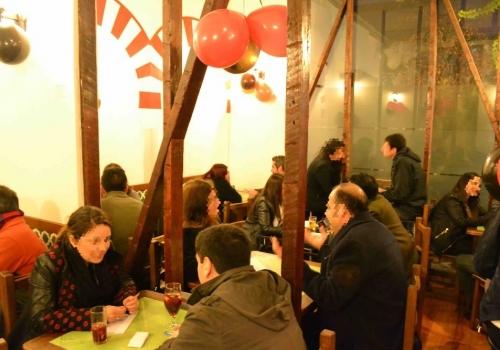 Speed Dating Barrio Italia  14 – Julio (30 a 45 años)